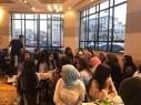 افطار جماعي للطلبة العرب في جامعة بار ايلان في بئر السبع