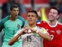 الليلة: رونالدو يقود البرتغال أمام نيوزيلندا ومواجهة طاحنة بين المكسيك وروسيا