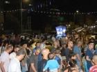 مشاركة واسعة في مسيرة عيد الفطر في بلدة الرينة