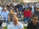 الطيبة: الآلاف يشاركون في صلاة أول ايام عيد الفطر بأجواء ايمانية