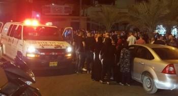 باقة الغربية: اصابة شابين بجراح في حادث طرق على مدخل المدينة