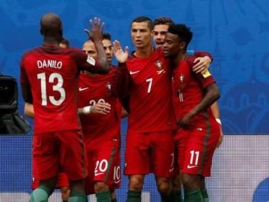 البرتغال تسحق نيوزيلندا وتتأهل لنصف النهائي