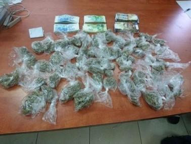اعتقال 5 مشتبهين مقدسيين بالتجارة بالمخدرات