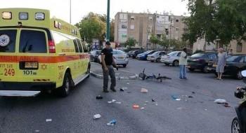 مصرع رجل (60 عامًا) إثر تعرضه للدهس في حيفا