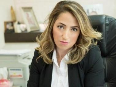 المحامية ديانا حلبي حسون عضو في شركة الكهرباء