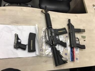 الساحل: ضبط اسلحة غير قانونية في عرعرة