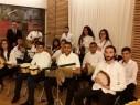 فرقة الكرمل تشارك باحتفال ذكرى الـ75 عامًا على بناء مبنى بلدية حيفا