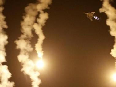 سقوط قذيفة في هضبة الجولان بعد اطلاقها من سورية