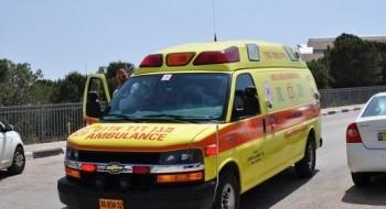 اصابة متوسطة لشاب تعرض لحادث عمل في نيشر