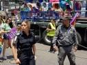 حيفا: موكب مثليي الجنس والشرطة تواصل في انتشارها المعزز