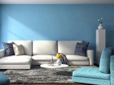 أضيفي لمسة من الهدوء إلى منزلك باللون الأزرق