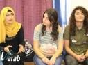 نشطاء مجموعة ساند من القدس يحلون ضيوفاً على مجد الكروم