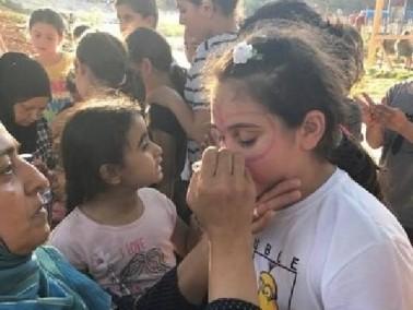 حفلة بحارتنا في حي عين إبراهيم – ام الفحم بمشاركة واس