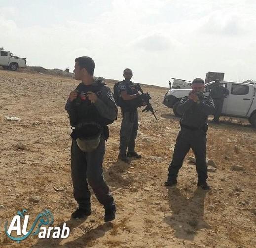 السلطات الاسرائيلية تهدم قرية العراقيب للمرة الـ115