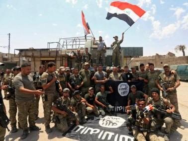 جنرال اميركي : اعلان النصر في الموصل بات وشيكا