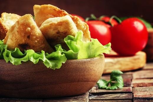 تذوّقوا فطائر البطاطا الهشة..صحتين وهنا