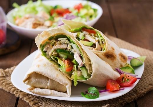 ساندويش الدجاج الصحي واللذيذ من مطبخ العرب