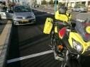 حيفا: اصابة فتى بجراح متوسطة بحادث طرق بين دراجة وسيارة