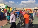 نجاح منقطع النظير لليوم المفتوح لبرنامج التحديات في مدرسة الشاطئ في جسر الزرقاء