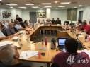 ادارة بلدية الطيبة تجمع المجلس البلدي لمناقشة ظاهرة العنف وإطلاق النار في المدينة