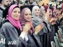 الجامعة العربية الامريكية تحتفل بتخريج الفوج الرابع عشر من طلبتها