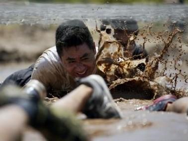 سباق الوحل الكبير في شنغاهاي