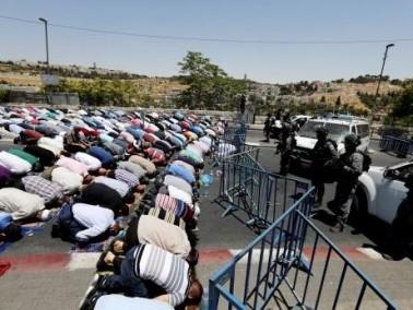 الرئيس اللبناني يدعو لتحرك عربي للضغط على إسرائيل