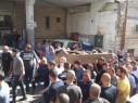 الآلاف يشاركون في تشييع جثمان الشاب المرحوم مراد خطيب من عرابة