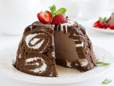الشوكولاطة بالآيس كريم..طعمها لا يُقاوم