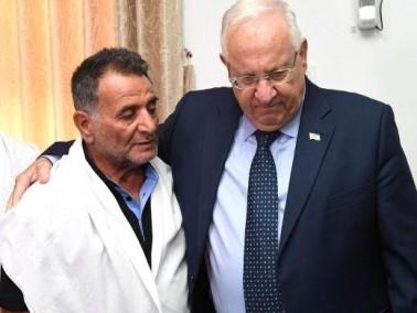 رئيس الدولة يقوم بزيارة تعزية لعائلتي شنان وستاوي