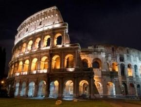 الكولوسيوم أكبر مدرج في العالم الروماني والأغريقي