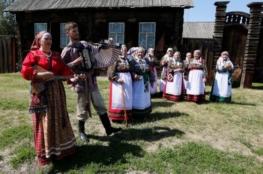 مهرجان سيبيريا الدولي للفنون