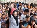 إنطلاق فعاليات المخيم النصراوي البلدي بمشاركة واسعة