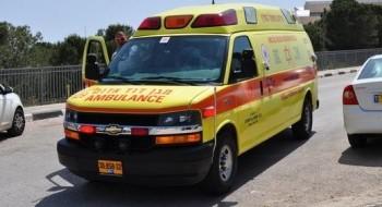 إصابة متوسطة لشاب جراء سقوطه عن دراجة هوائية في يركا