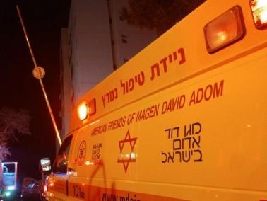 رهط: اصابة فتاة (15 عاما) بجراح خطيرة اثر سقوطها