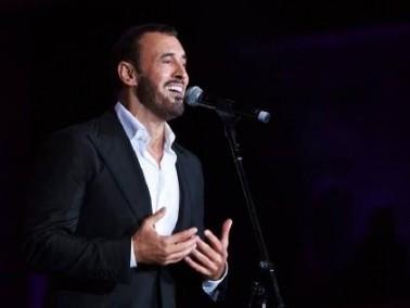 كاظم الساهر يسحر ليل بيت الدين في لبنان