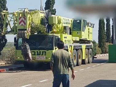 ضبط شاحنتين بوزن زائد واعطاب خطيرة