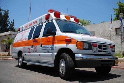 بني براك: إصابة فتى (13 عامًا) جرّاء تعرضه للدهس