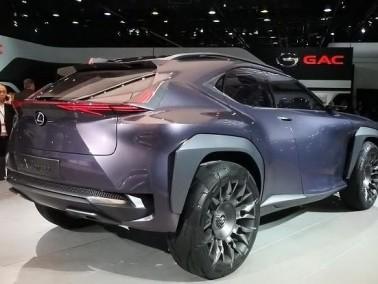 تعرّفوا على Lexus UX Concept