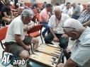 افتتاح بطولة الشيش بيش الشعبية في عيلبون بمشاركة واسعة