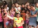اختتام مخيم ثقافي لامنهجي في بستان المرج