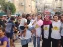 عكا: المئات يشاركون في فعاليةِ الصيف الاولى التي نظمها مركز المينا