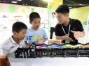 الصين: ابتكارات واختراعات مميزة في مهرجان الابداع الأول