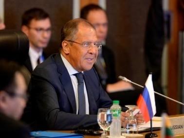 وزير الاخرجية الروسي: بديل حل الدولتين ممكن