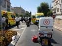 حيفا: إصابة شابة من جسر الزرقاء بجراح بالغة الخطورة جرّاء تعرّضها للدهس