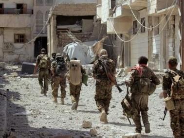 الجيش السوري يحقق مكاسب على الحدود مع الأردن