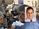 د. عروة ناصر أول طبيب عربي يكمل التخصص العالي لطب عيون الاطفال بأمريكا