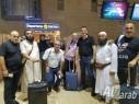 المئات يصلون الى مطار بن غوريون للسفر الى السعودية لأداء فريضة الحج