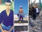 مصرع محمد حسين أمارة (16 عامًا) من كفركنا جراء انهيار سقالات في ورشة بناء في نهاريا