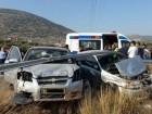 إصابة ستة أشخاص بجراح متفاوتة في حادث طرق قرب وادي سلامة